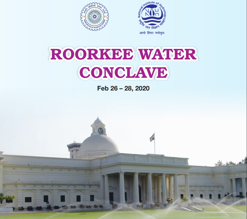 Roorke Water Conclave image