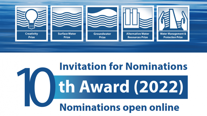 Call for Nominations for the 10th Award of the PSIPW